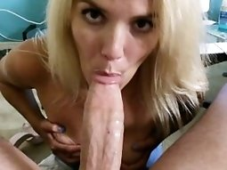 Side Chick Loves Sucking My Dick