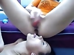squirt in mouth