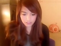 Fabulous Webcam record with Asian scenes