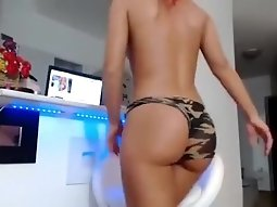 Crazy Webcam record with Ass scenes