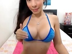Incredible webcam College, Shaved video with SexyLitGirl girl.