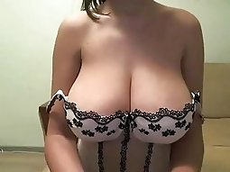 Girl Caught on Webcam - Part 5 - Big Boobs